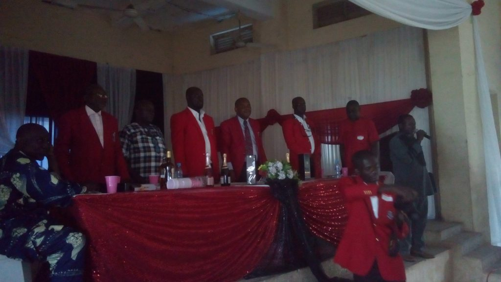 2017 National ExCO of GCUOBA